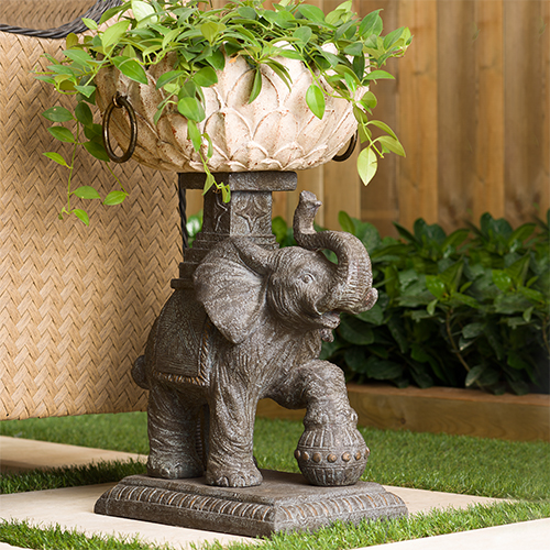 The Assam Elephant planter