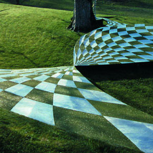 Black Hole Terrace - Garden of Cosmic Speculation