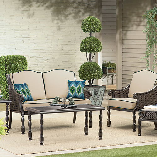 5 Ways To Get British Colonial Style Outdoors Outdoor Decor