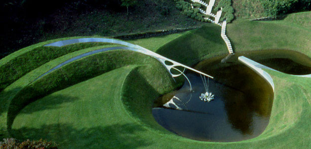 Love Science Garden Of Cosmic Speculation 171 Bombay Outdoors