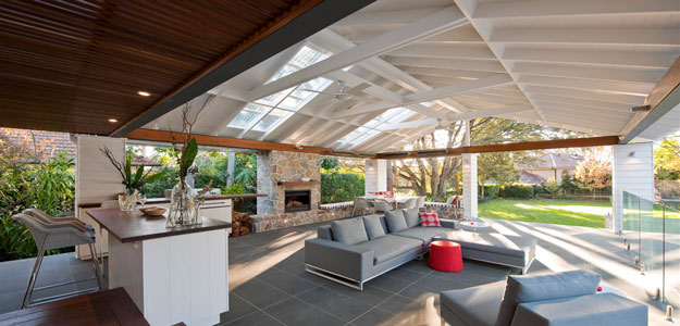 Outdoor Rooms: Pavilion - Outdoor Pavilion - Australia