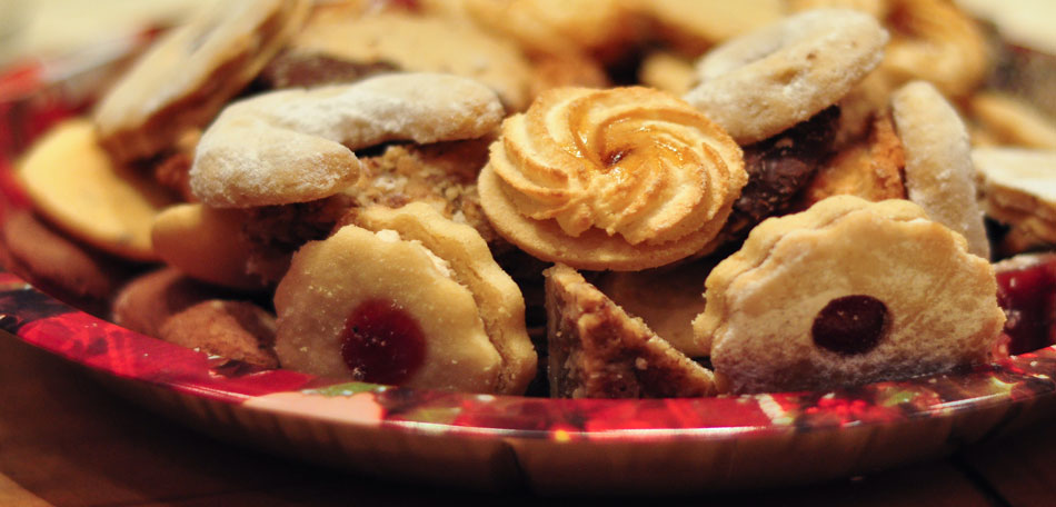 Are Austrian christmas cookies