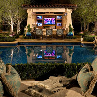 backyard deck ideas outdoor entertaining - Backyard Entertaining Ideas
