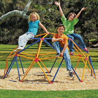 Backyard Playsets: Kids, Playing Outside - Outdoor Dome Climber