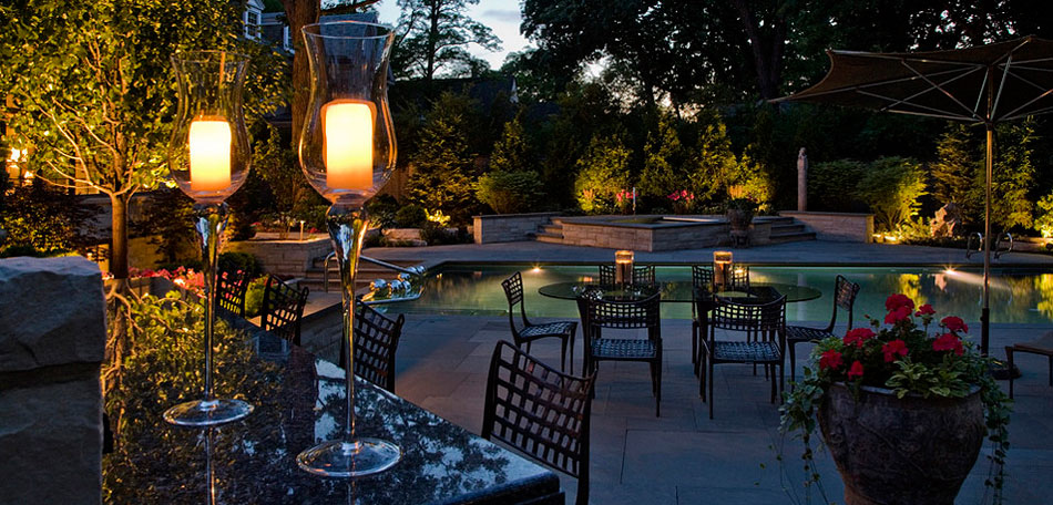 Outdoor Lighting Ideas, Patio Lighting, Outdoor Decor, Candles, Mood  Lighting