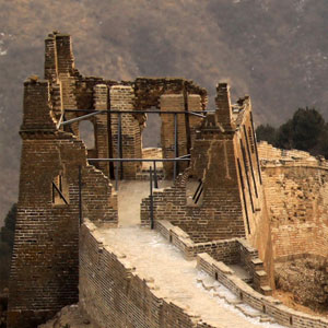 China Attractions - The Great Wall