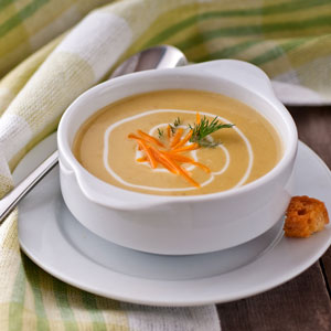 Comfort Food Ideas: Cream Soup