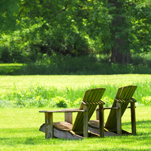 Favorite Stories: Your Top 10 - Bombay Outdoors - Relaxing - Looking Back - Reflecting - Adirondack Chairs - Country