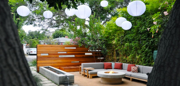 Global Decor: Asian Inspired - Asia - Backyard - Culver City - Modern - California - Patio