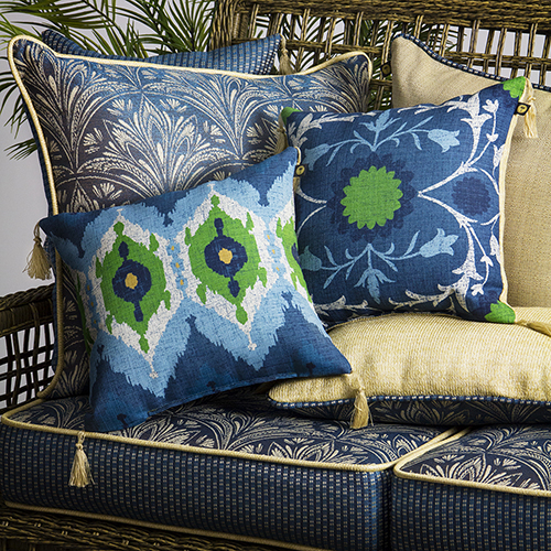 Turkish inspired pillows and cushions!