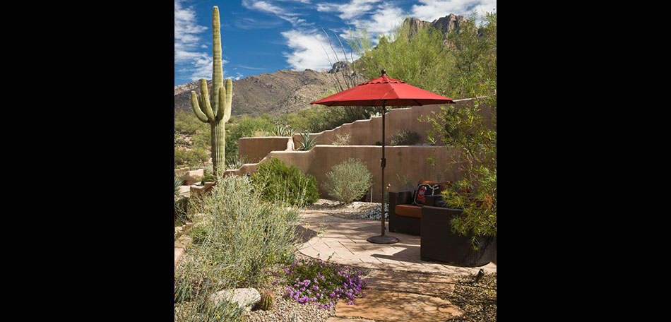 desert patio, Arizona, patio design ideas