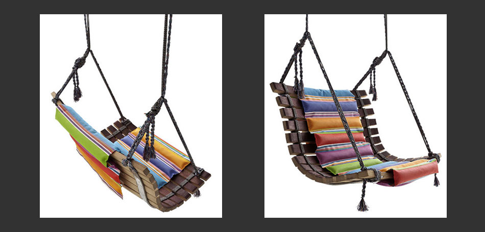 outdoor decorating ideas, 2014, outdoor swing, porch swinging chair