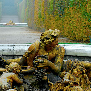 Fountain - Versailles Palace Gardens