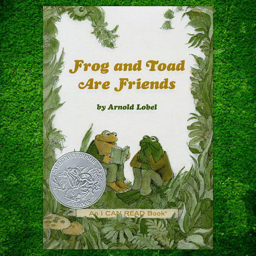Frog and Toad Are Friends, book