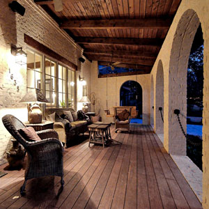 Outdoor Rooms: Porches - Porch - Front Porch - Atlanta