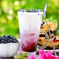 Popular Drinks: Outdoor Drinks - Poll - Most Popular - Fruit Smoothie