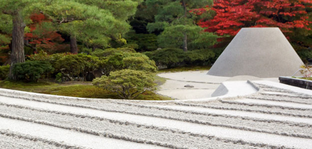 The Zen Garden And Kyoto Japan Bombay Outdoors