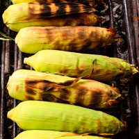 Corn Recipes: Cooking, BBQ, Barbecue, Grilling, Outdoor Entertaining, Sweet Corn, Grilled Corn, Grilled Corn Recipe