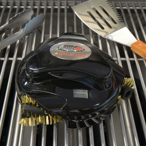 Father's Day gift ideas, grilling cleaner robot