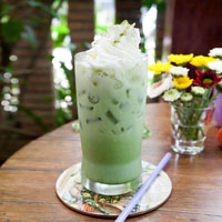 Iced Tea: National Iced Tea Day - Favorite Outdoor Drink - Asian - Green Tea - Iced Green Tea
