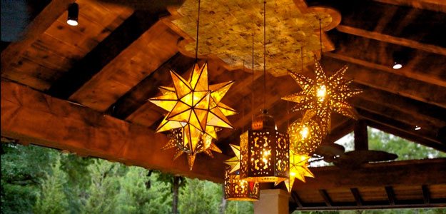 Outdoor Lanterns: Backyard Lighting, Asia, Americana - Bombay Outdoors - Outdoor Lighting Chandeliers