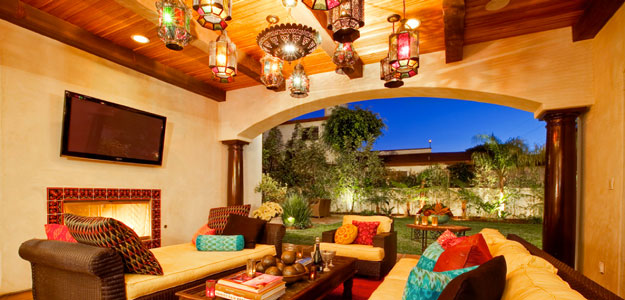 Global Decor: African Inspired - Africa - Moroccan - Morocco - Indoor - Outdoor - Room - Lanterns - Lamps