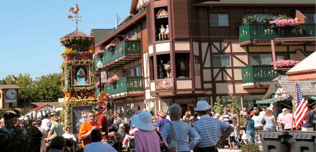 Oktoberfest: North America, Oktoberfests, Places to Visit, Largest, Northwest, Oregon, Mount Angel