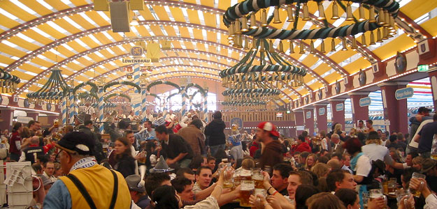 Oktoberfest: Munich, Bavaria, Germany, Places to Visit, Beer Gardens, Festivals