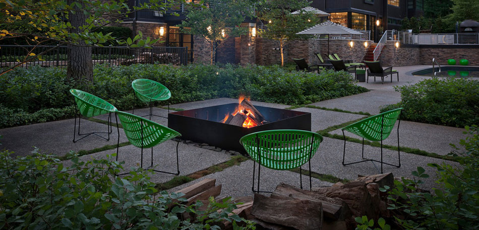 Patio Design Ideas Can Evoke Times, Places « Bombay Outdoors