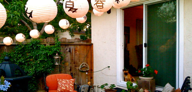 Outdoor Lanterns: Outdoor Lighting, Lanterns, Hanging, Paper Lanterns