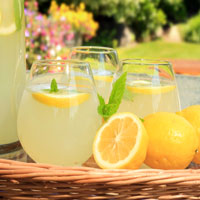 Popular Drinks: Outdoor Drinks - Poll - Most Popular - Lemonade