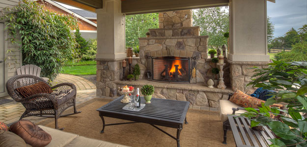 Outdoor Rooms: Outdoor Room - Portland, Oregon
