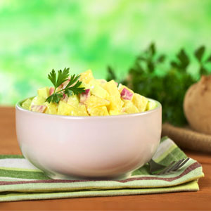 Potato Salad: History - Recipes - Patio Table