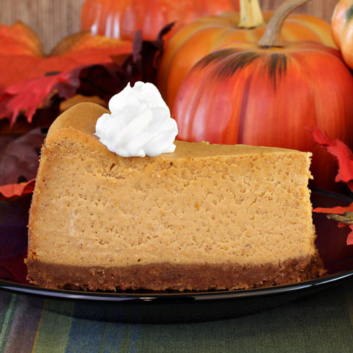 pumpkin recipes, pumpkin cheesecake
