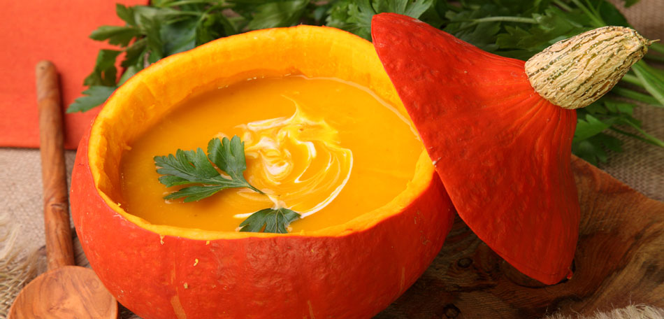 pumpkin recipes, pumpkin soup