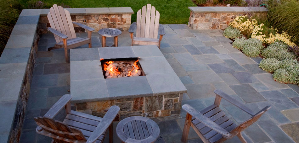 Fall Patio, Patio Furniture, Patio, Patios, Fall, Autumn, Patio Ideas, Patio Decor, Patio Pictures, Patio Photos, Patio Designs, Patio Decorating, California, San Francisco, Garden, Adirondack Chairs, Patio Furniture, Stone Patio, Fireplace, Gas, Stone Fireplace
