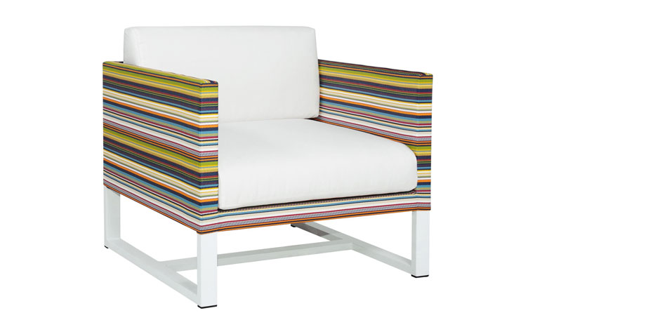 color trends 2014, 2014 color trends, bright colors, outdoor chair, sofa chair, patio chair, patio sofa chair, stripes, striped chair