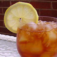 Iced Tea: National Iced Tea Day - Favorite Outdoor Drink - Smooth Sweet Tea - Sweet Tea - Recipe