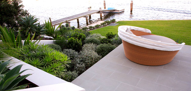 Wicker Patio Furniture: Australia - Sydney - Dock - Wicker Chair - Contemporary