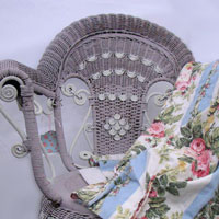 Wicker Patio Furniture: History, Porches, Chair, Victorian - Vickie
