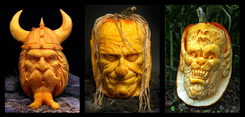 halloween, halloween decorations, pumpkin carving, pumpkins, decor, pumpkin carvings, carved pumpkins, ray villafane, halloween decoration, carved pumpkin, décor, pumpkin displays, pumpkin artist, pumpkin carving skills, pumpkin art, pumpkin sculpting, pumpkin sculptures, pumpkin sculpture