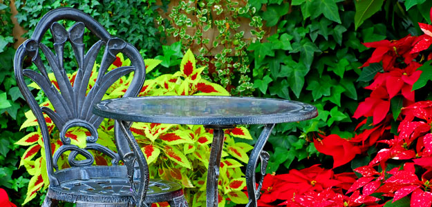 Wrought Iron Patio Furniture Adds Weight and Beauty to Outdoor Decor