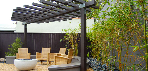 Pergola: Modern, Beauty, Practical, Backyard, Walkway, Gardens - Patio - Asian - Zen